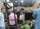Vụ cháy làm 4 người chết ở Biên Hòa: Do chập điện