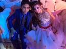 Bé trai 12 tuổi làm lễ đính hôn với em họ 11 tuổi