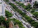Không để ùn tắc giao thông trước Tết