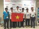 Nam sinh lớp 11 giành HCV Olympic tin học quốc tế