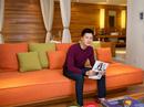 """Thăm không gian """"đẹp như resort"""" của ca sĩ Quang Dũng"""