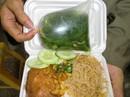 Hiểm họa khôn lường từ túi nilon, hộp đựng thức ăn