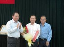 Ông Nguyễn Văn Hiếu làm Chủ nhiệm Ủy ban kiểm tra Thành ủy TP HCM
