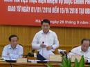 Chủ tịch Nguyễn Đức Chung nói về tiết kiệm cắt cỏ 700 tỉ đồng