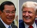 Ông Hun Sen hối ông Trump xóa nợ cho Campuchia