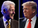 Tỉ phú Trump chế giễu ông Clinton