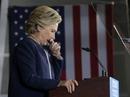 Bà Clinton lại gặp rắc rối