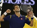 Xem Djokovic thắng đậm Federer, giành vé chung kết Úc mở rộng