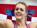 """Bà nghị sĩ Croatia làm """"tan chảy"""" Olympic Rio"""