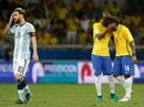 Messi tắt tiếng, Argentina đại bại ở Brazil