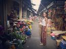 Mỹ nhân Nhật Bản vi vu ở Đà Nẵng