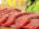 Ăn nhiều thịt đỏ dễ bị bệnh thận