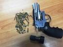 Phát hiện súng trong kiện hàng từ Mỹ về Tân Sơn Nhất
