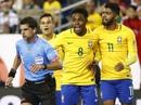 Brazil bị loại sốc khi Peru ghi bàn bằng tay