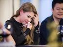 Ngồi bên Quang Dũng, Thanh Thảo khóc nghẹn nói về hạnh phúc