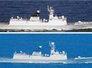 Trung Quốc đưa tàu chiến đến gần Senkaku