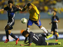 Brazil khát HCV bóng đá Olympic