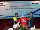 Tiến Minh nhận 1 tỉ đồng/năm từ thương hiệu Nhật