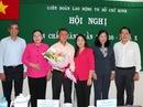 Ông Trần Đoàn Trung được bầu làm Phó Chủ tịch LĐLĐ TP HCM