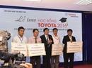 Chương trình học bổng Toyota 2016