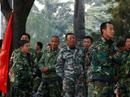 """Quân đội Trung Quốc lo """"thế lực thù địch"""""""