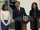 """Tổng thống Obama """"thoải mái"""" khi con gái hẹn hò"""