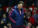 Man United hết kiên nhẫn, Van Gaal sắp sửa ra đi