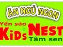Yến sào Tâm sen, giải pháp ưu việt cho trẻ kém ngủ, biếng ăn