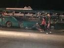 Vụ nổ xe khách ở Bắc Ninh: Xe đăng kiểm 1 ngày trước khi bị nạn