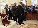 Bếp Nhà Trắng cũng... rối