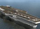 """Mỹ thử nghiệm """"sốc"""": Đánh bom gần siêu tàu sân bay"""