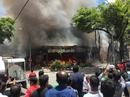 Cháy nhà hàng của người Việt tại Malaysia