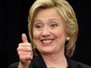 """Bà Clinton vui mừng trên """"nỗi đau"""" của ông Trump"""