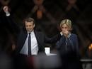 Ông Macron thắng cử tổng thống Pháp