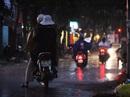 Đang mưa giông trên diện rộng tại TP HCM