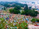 Đất nghĩa trang Bình Hưng Hòa sẽ bán với giá gần 15 triệu đồng/m2