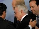 Brazil: Lao xe vào dinh đòi tổng thống từ chức