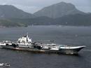 Mỹ điều khu trục hạm theo dõi tàu sân bay Trung Quốc