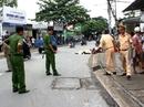 TP HCM: Xe tải cán chết một phụ nữ ở đoạn đường cong