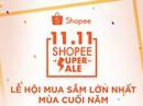 Ấn tượng Shopee Super Sale: 2,5 triệu đơn hàng cho 24 giờ đầu tiên