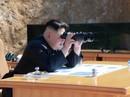 """Ông Kim Jong-un tuyên bố """"hoàn thành chương trình hạt nhân"""""""