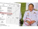 """Đồng hồ sang của phó thủ tướng Thái Lan là """"đồ đi mượn"""""""