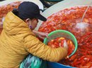 Nhộn nhịp mua cá chép phóng sinh