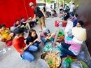 70% thức ăn đường phố không an toàn