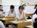 Điều chỉnh bài thi tổ hợp trong kỳ thi quốc gia 2018