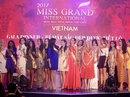 Miss Grand International 2017 chính thức tranh tài tại Việt Nam
