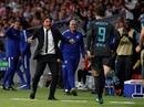 Morata trở lại, Chelsea đủ sức hạ Roma