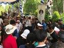 Hàng ngàn khán giả tiễn biệt NSƯT Thanh Sang