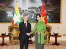 Việt Nam - Myanmar còn nhiều tiềm năng hợp tác