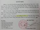 Thu hồi thẻ của nhà báo gửi văn bản cho ông Đoàn Ngọc Hải